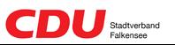 CDU Falkensee Logo